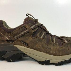 KEEN Womens Targhee II 2 Hiking Trail Shoes Sz 9.5